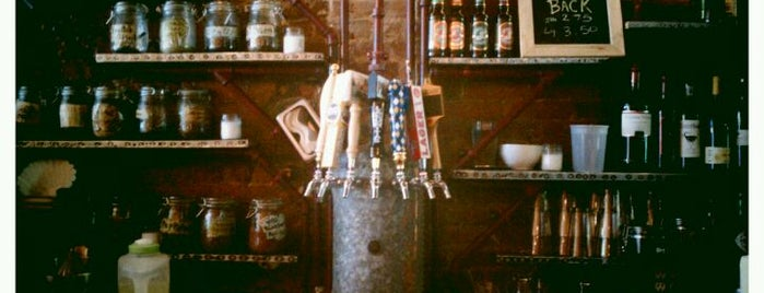 Outpost Café and Bar is one of Coffee Shops to Explore (NY).