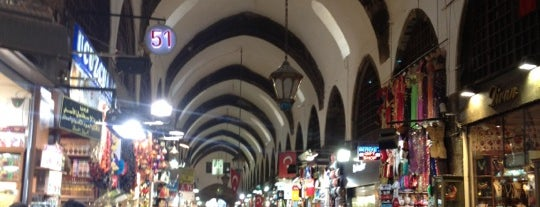 Spice Bazaar is one of Istanbul.