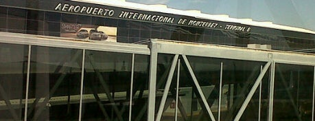 Aeropuerto Internacional de Monterrey (MTY) is one of Airports in US, Canada, Mexico and South America.