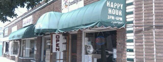 "Tioli's Crazee Burger is one of ""Diners, Drive-Ins & Dives"" (Part 1, AL - KS)."