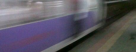 Dahisar Railway Station is one of Mumbai Suburban Western Railway.