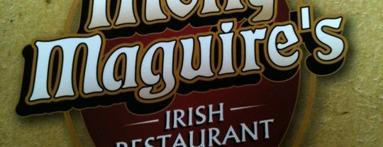 Molly Maguire's Irish Restaurant & Pub is one of not so frequent.