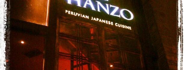 Hanzo is one of Restaurantes.