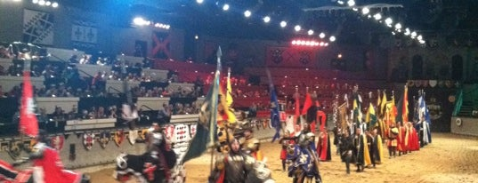 Medieval Times Dinner & Tournament is one of Summer in Atlanta.