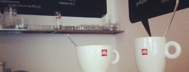 Illy is one of Coffee.