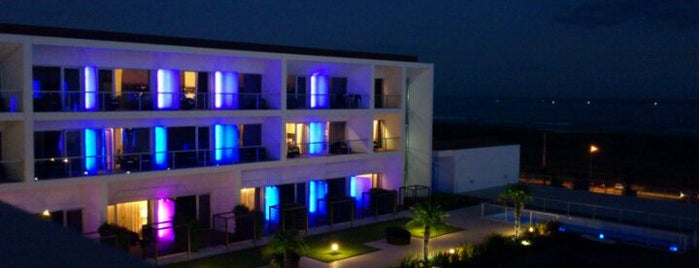 Yellow Lagos Meia Praia Hotel is one of Hotels in Portugal.