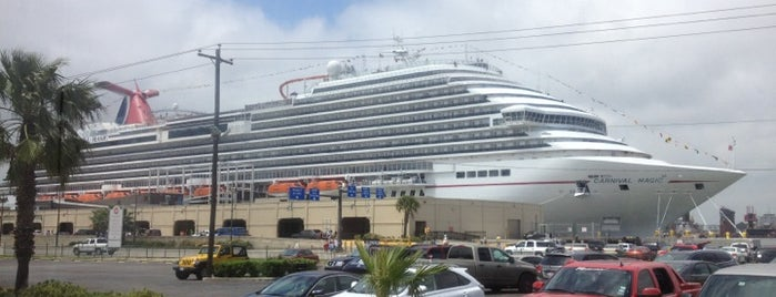 Carnival Cruise Line is one of Pleasure.