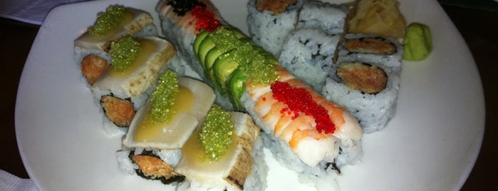 Sushi Ya is one of Favorite Restaurants.