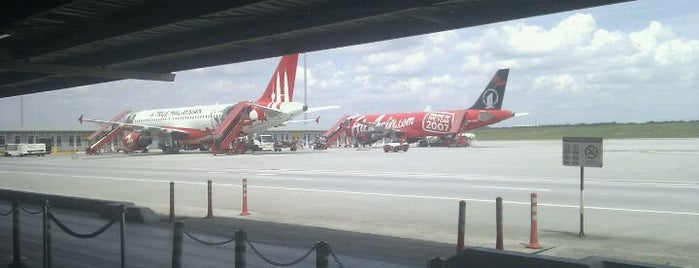 Low Cost Carrier Terminal (LCCT) is one of Cool KL.