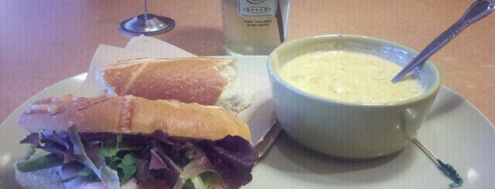 Panera Bread is one of Top Picks for Fast Food.