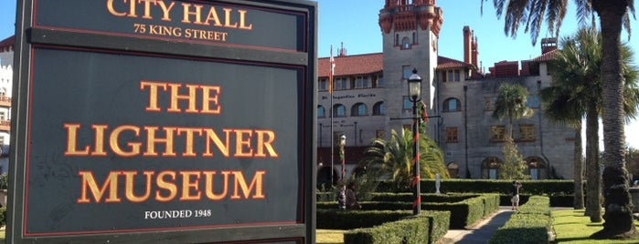 Lightner Museum is one of St. Augustine Tourist Spots to See.