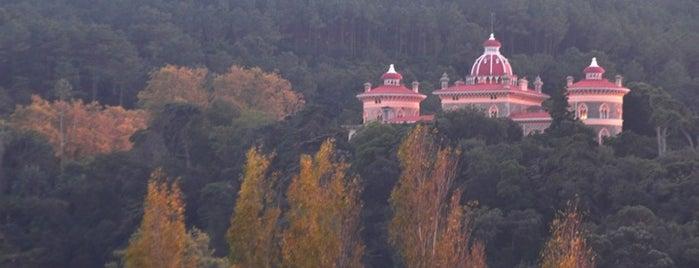 Palácio de Monserrate is one of Passear a pé.