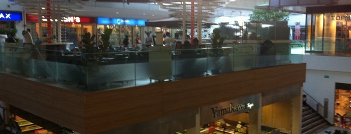 Tampines 1 is one of Retail Therapy Prescriptions.