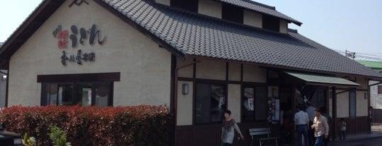 香川屋本店 is one of めざせ全店制覇~さぬきうどん生活~ Category:Ramen or Noodle House.