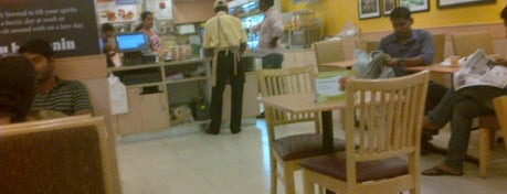 Au Bon Pain is one of Bangalore Cafes.