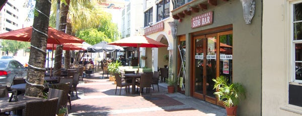 Himmarshee Street is one of Local Favorites in Fort Lauderdale #VisitUS.