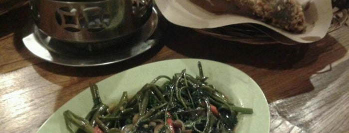 Radja Gurame is one of Culinary @Cempaka Putih.