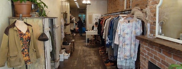 Duo NYC is one of Lucky's North of Houston NYC Shopping Guide.