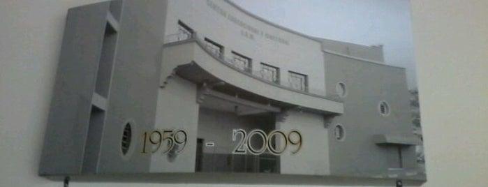 Centro Municipal Educacional e Cultural SRM (CEMEC) is one of Lugares Legais.