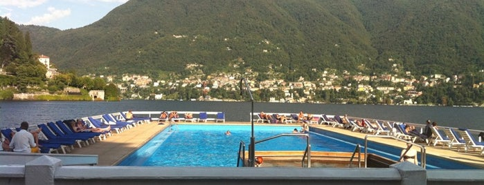 Villa d'Este is one of Incredible Pools.