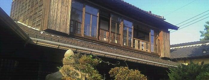 군산 신흥동 일본식가옥 is one of Korean Early Modern Architectural Heritage.