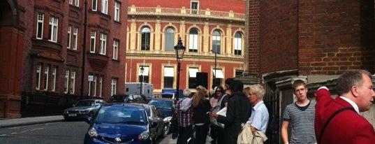 BBC Proms Queue is one of BBC Locations!.