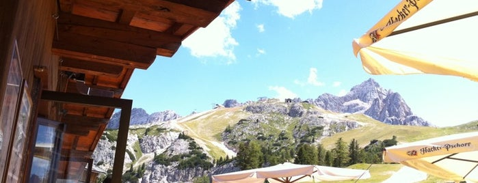 Rifugio Faloria is one of Cortina.