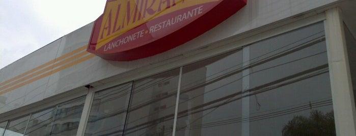 Almirante Lanchonete E Restaurante is one of Almoço na Vila Mariana.