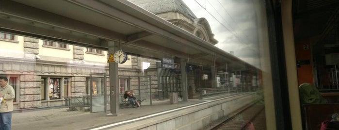 Nürnberg Hauptbahnhof is one of Bahnhöfe DB.