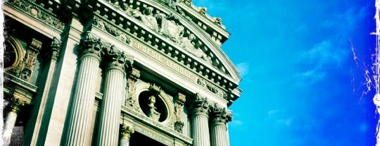 Garnier Opera is one of World Sites.
