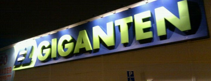 Elgiganten is one of GBG Stores.
