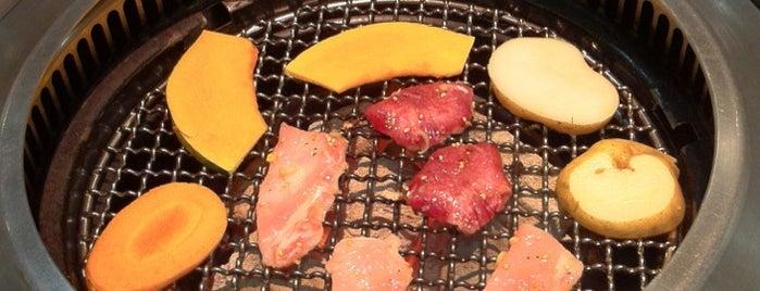 炭火焼農園レストラン みやもとファーム is one of Herbivoreバッジを手に入れろ.