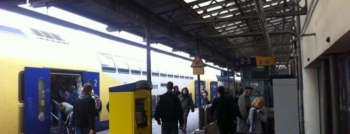 Bahnhof Lüneburg is one of Bahnhöfe DB.