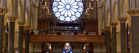 Church of the Gesu is one of Follow Marquette University history.