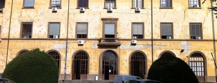Facoltà di Ingegneria - S. Marta is one of UniFi.