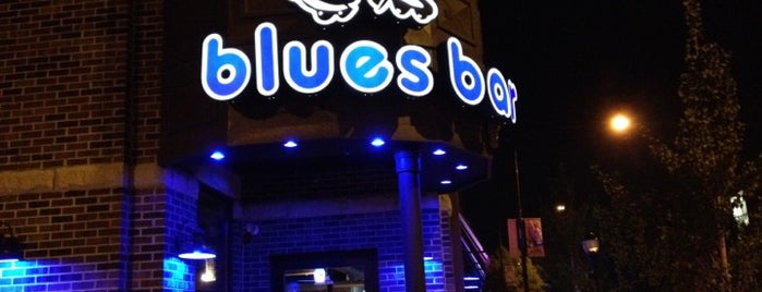 Blues Bar is one of Chicago Eats.