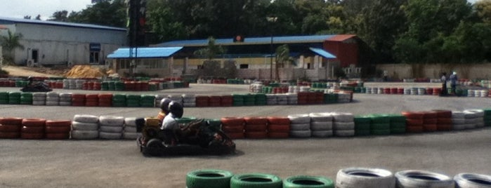 Torq 3 is one of Go-Kart in Bangalore (or Karting).