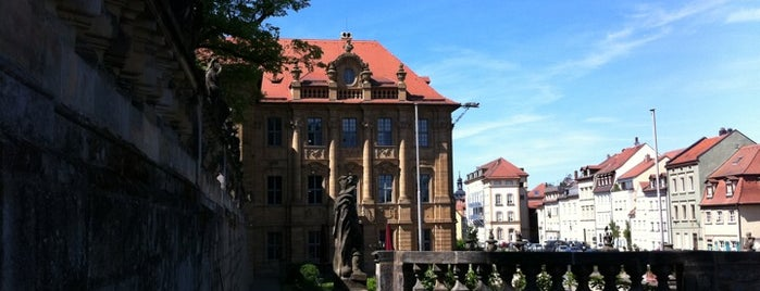 Villa Concordia is one of Bamberg #4sqCities.