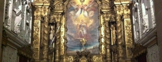 Igreja de Santo Ildefonso is one of Favorite Places Around the World.