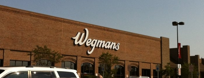 Wegmans is one of Roc.