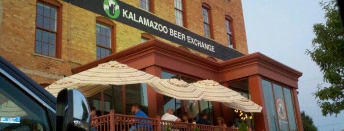 Kalamazoo Beer Exchange is one of Top 12 favorites places in Kalamazoo, MI.