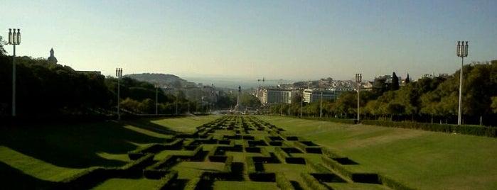Parque Eduardo VII is one of Passear a pé.