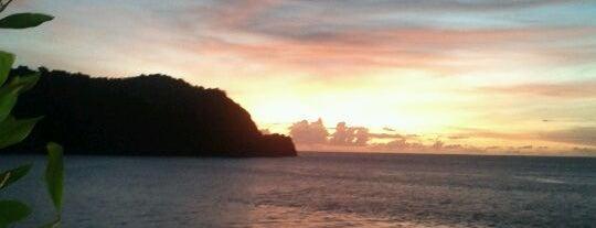 Las Cuevas Beach is one of Tobago.