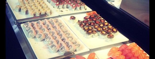 Senzai is one of favorite restaurants.