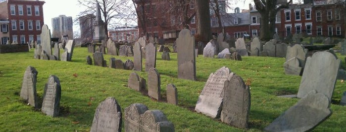 Copp's Hill Burying Ground is one of Nearby Neighborhoods: The North End.