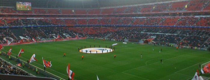 Donbass Arena / Донбасс Арена is one of Stadiums.