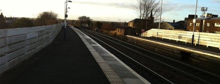 Kirkcaldy Railway Station (KDY) is one of East Coast Network.