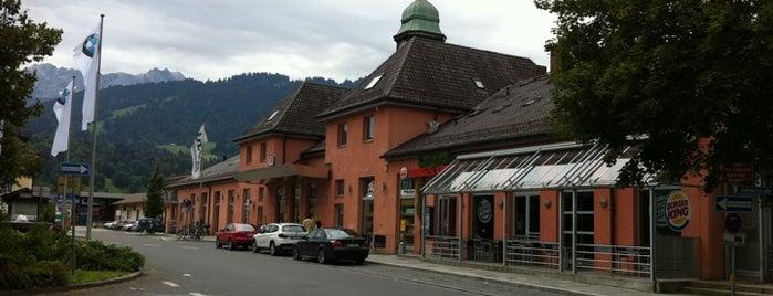 Bahnhof Garmisch-Partenkirchen is one of Bahnhöfe DB.
