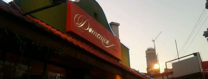 Restaurant Domenica is one of Restaurantes, Bares, Cafeterias y el Mundo Gourmet.