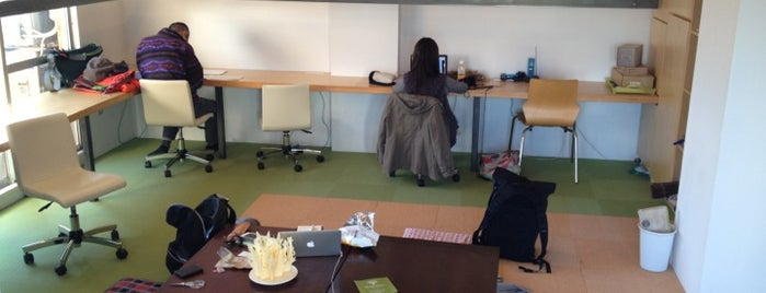 HarajukuTerrace is one of Coworking Spaces Japan.